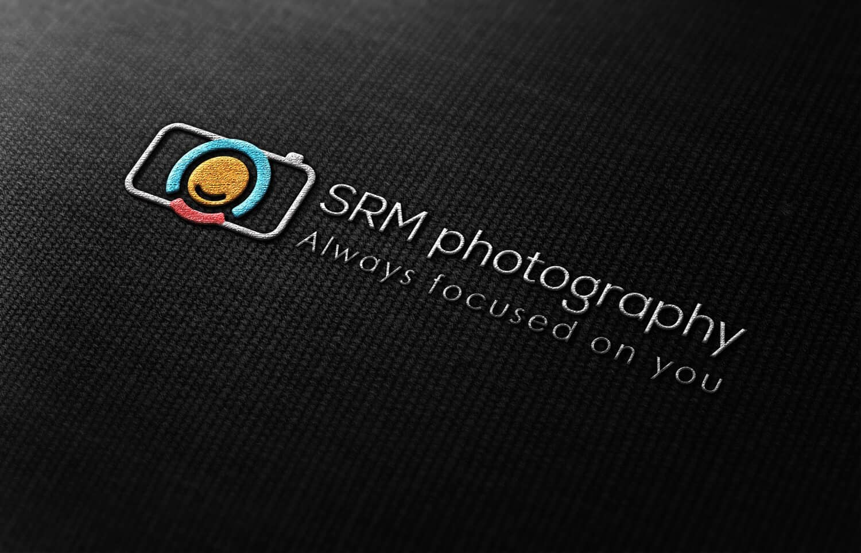 SRM Photography Logo Design