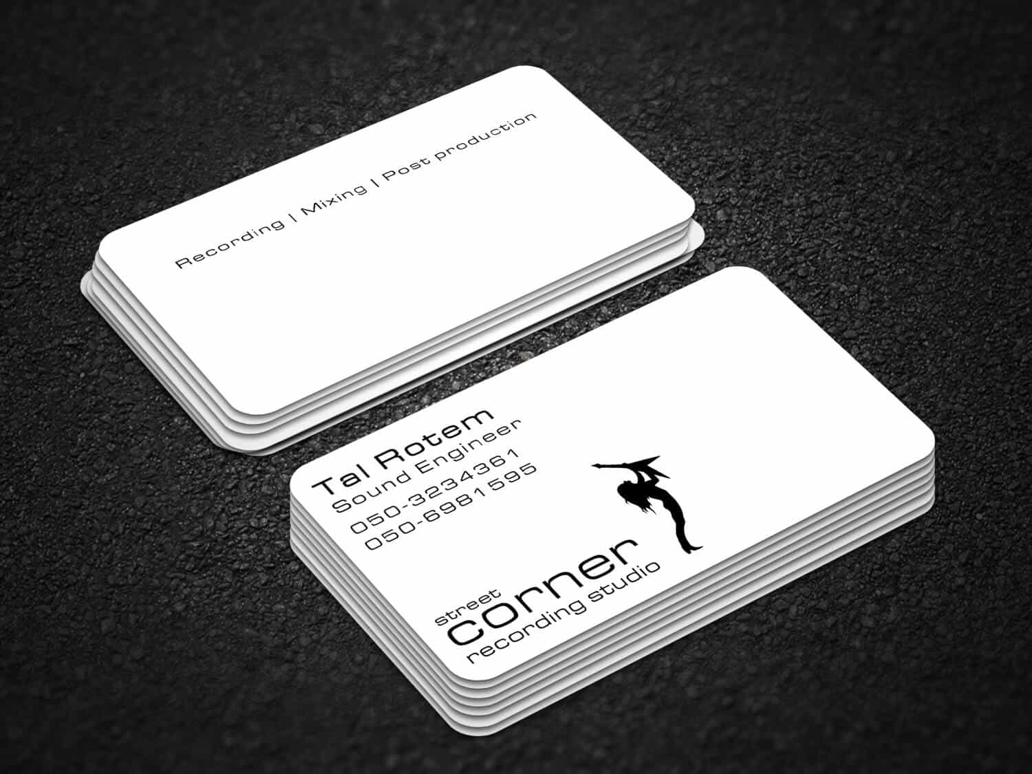 John T Kammerer Accountant - Business Card design - Graphic Design ...