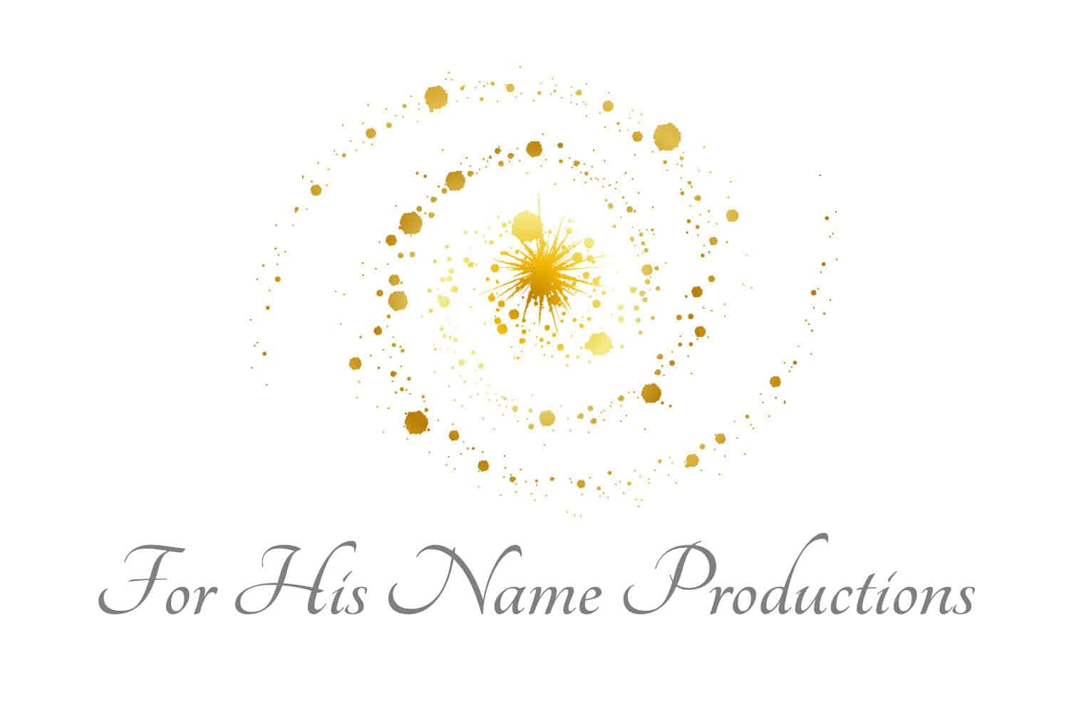 ForHisNameProductions_Logo_Design_By_UziMedia