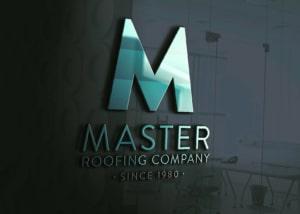 Master_Roofing_Company_Logo_Design_Mockup_By_UziMedia