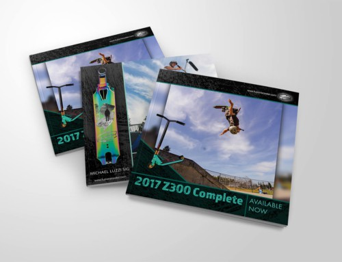 Fuzion – Catalog Ad Design