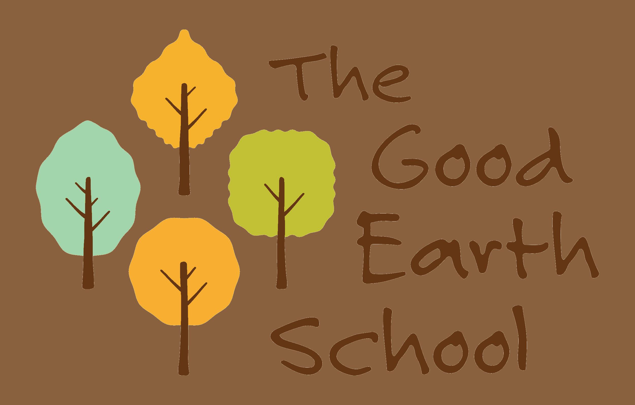 TheGoodEarthSchool_Logo_Design_By_UziMedia
