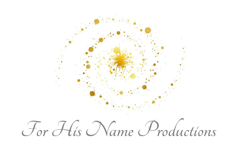 ForHisNameProductions_Logo_Design_By_UziMedia
