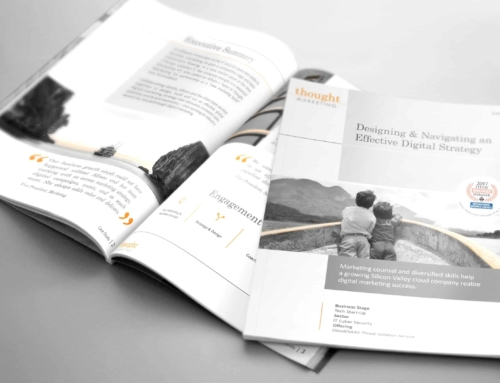 Thought Marketing – Case Study – Brochure Design