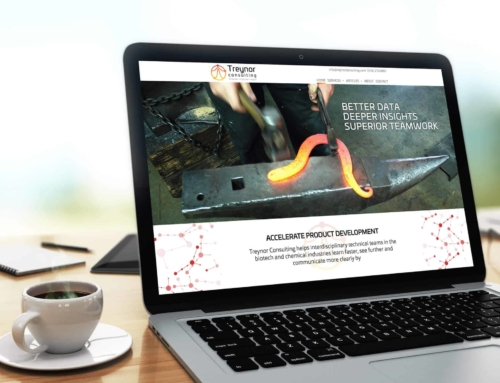 Treynor Consulting – Website Design