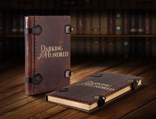 Logo Design – Darking Hundred Author Website