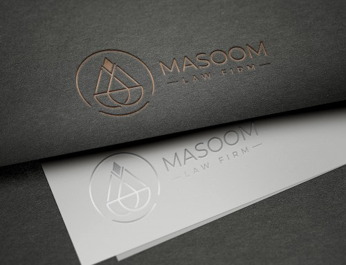 Logo Design for MASOOM Law Firm