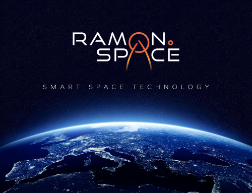 Space Technology Company Logo Design – RAMON.SPACE